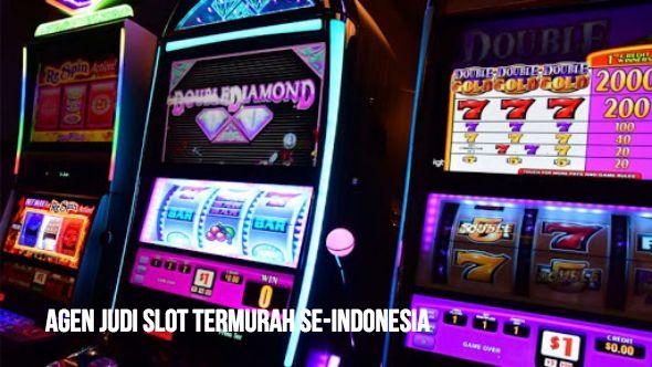 Agen Judi Slot Online Uang Asli