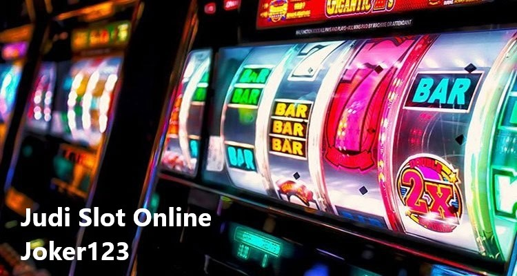 Joker123 Slot Online Terpercaya